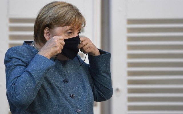 Photo of Izjava Angele Merkel je falsifikat? Presretnut razgovor?